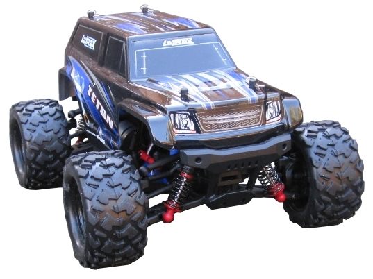LaTrax Teton - 1/18 Scale 4WD Monster Truck