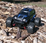 LaTrax Teton 1/18 Scale 4WD Monster Truck off road